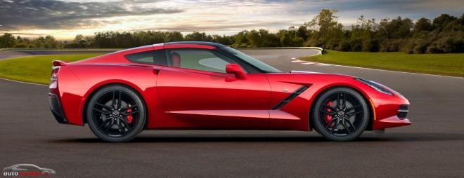 Sigue la experiencia Corvette Stingray