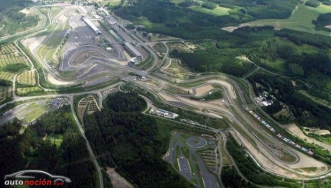 F1: El GP de Alemania vuelve al mítico Nürburgring este fin de semana