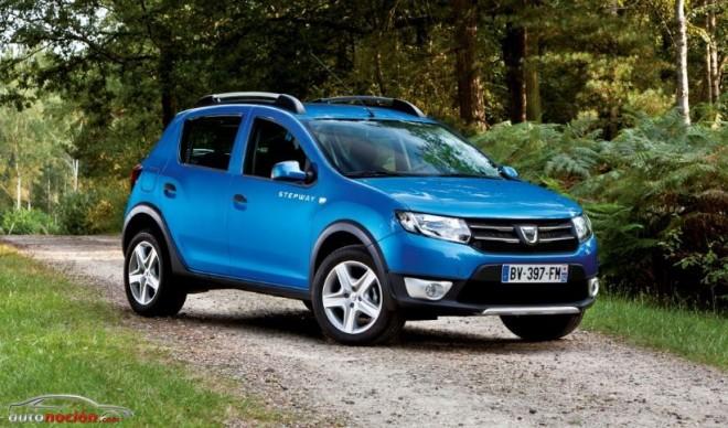 Dacia lidera el mercado en el mes de junio