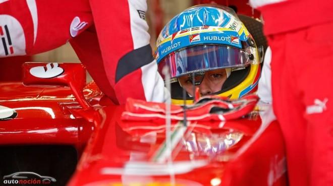 Ferrari mueve ficha ante los rumores sobre el futuro de Alonso