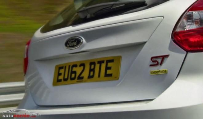 Kit Mountune para Ford Fiesta ST y Focus ST