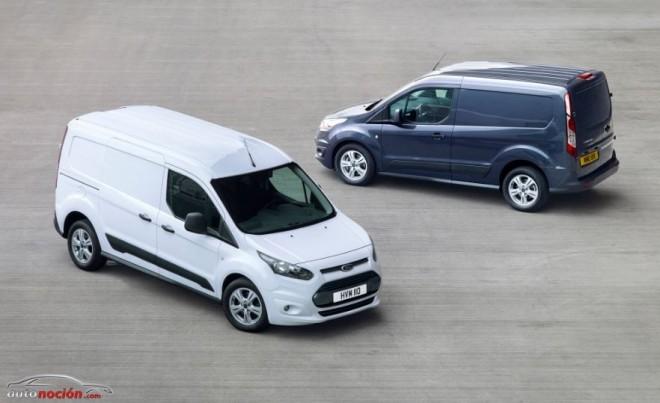 El Nuevo Ford Transit Connect y sus múltiples posibilidades de carga