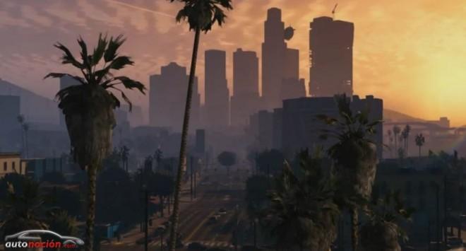 Rockstar nos muestra una partida en el GTA V