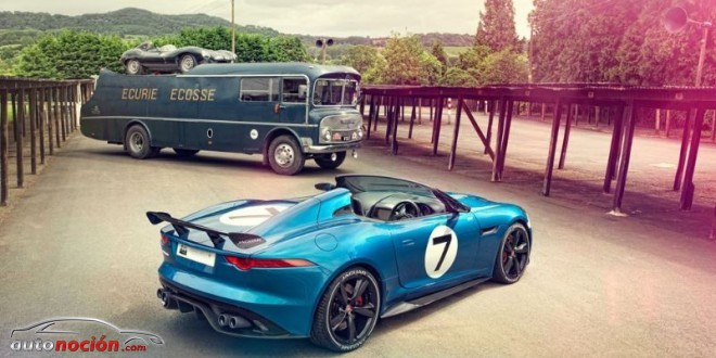 Goodwood Jaguar Project 7