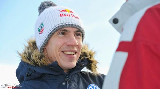 Ingrassia, copiloto de Ogier, recuperado para el Rally de Finlandia de este fin de semana