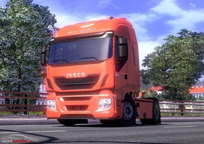 """Nuevo Stralis Hi-Way, protagonista del """"Euro Truck Simulator 2"""""""