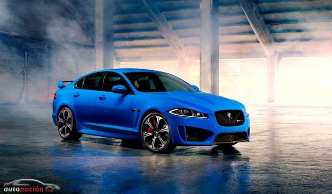 Así es el nuevo Jaguar XFR-S