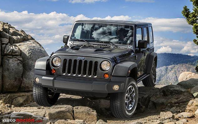 Jeep celebra los 10 años del Wrangler con la versión Rubicon
