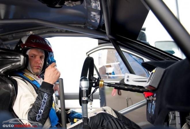 Juho Hänninen será uno de los pilotos de pruebas del equipo Hyundai para 2013