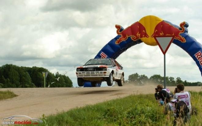 Latvala se queda sin triunfo en el Rally de Estonia de históricos