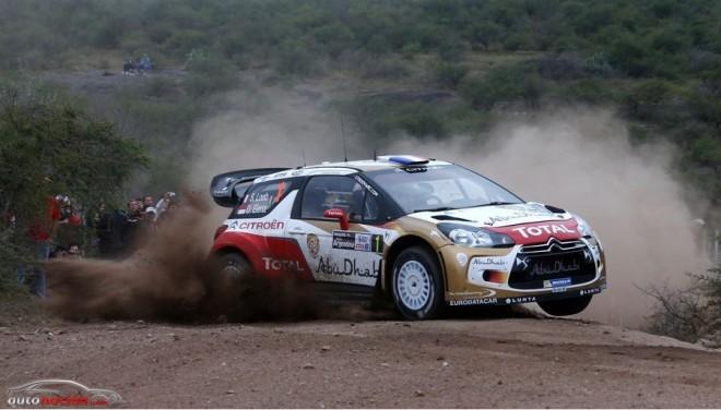 Citroën hablará con Loeb para que regrese al WRC
