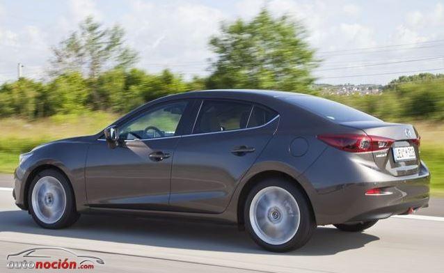 Así es el Nuevo Mazda 3 Sedán