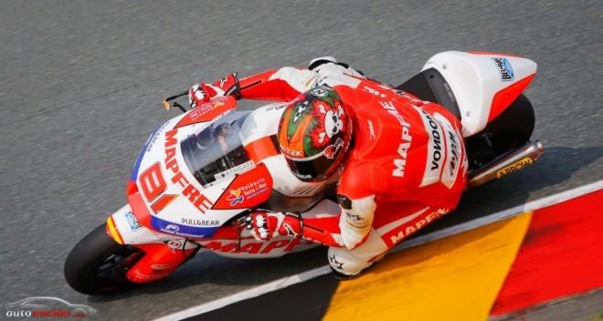 Moto2: Jordi Torres consigue su primer triunfo mundialista en Alemania