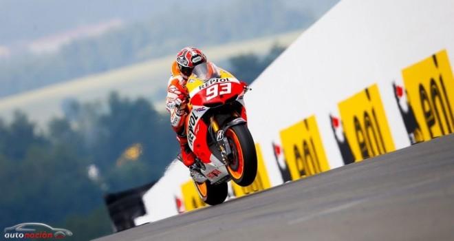 MotoGP: Márquez aprovecha la ocasión, victoria y liderato