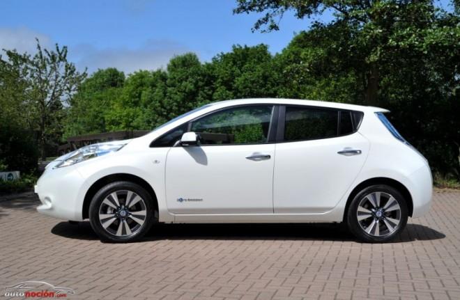 Mucho más en el nuevo Nissan LEAF