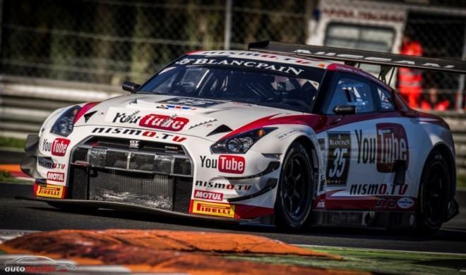Nissan competirá este fin de semana en las 24 Horas de Spa