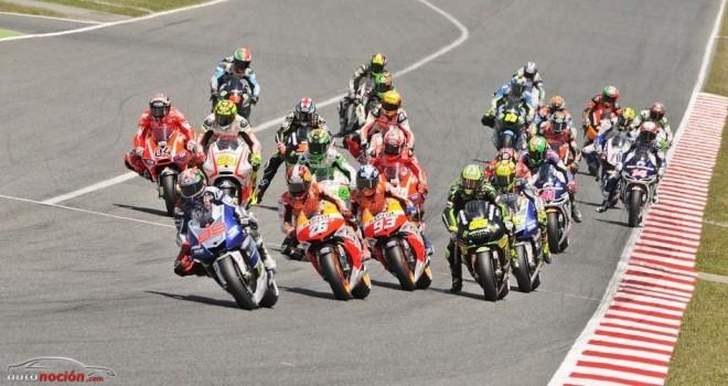 Novedades en el reglamento para MotoGP y Moto2