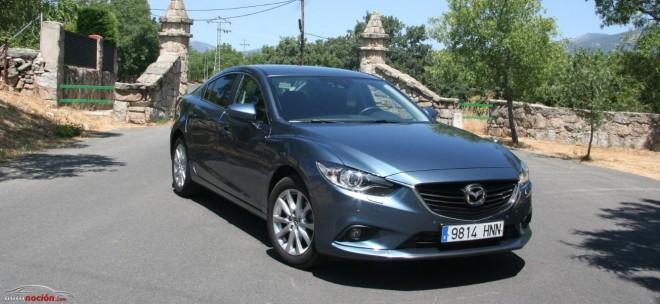 Prueba del nuevo Mazda6: un toque elegante de distinción