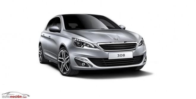 Peugeot piensa en tricilíndricos turbo de más de 110 cv para el Nuevo 308