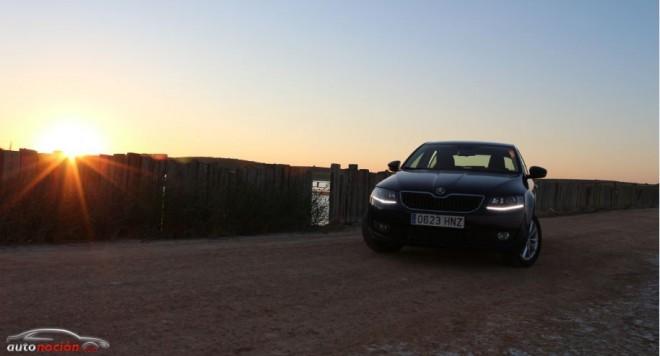 Prueba del nuevo Škoda Octavia Ambition 2.0 TDI DSG: ¿La berlina con la que soñamos?