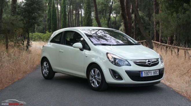 Prueba Opel Corsa 1.3 ecoFLEX de 95 CV: un veterano en busca de la eficiencia