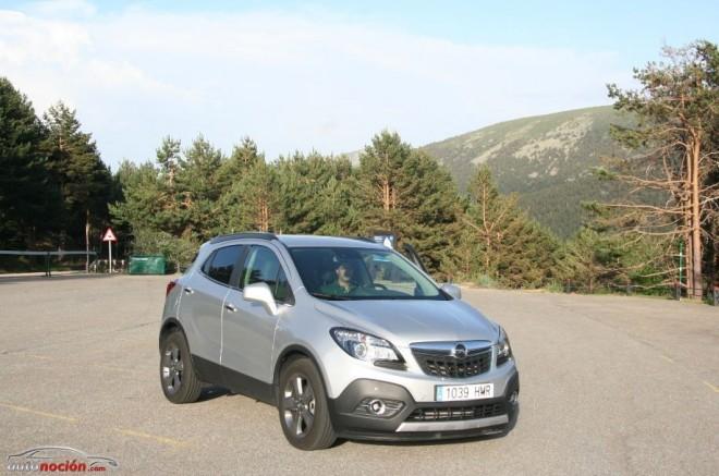 Prueba Opel Mokka 1.4 Turbo 4×4 de 140 c.v: El SUV Compacto