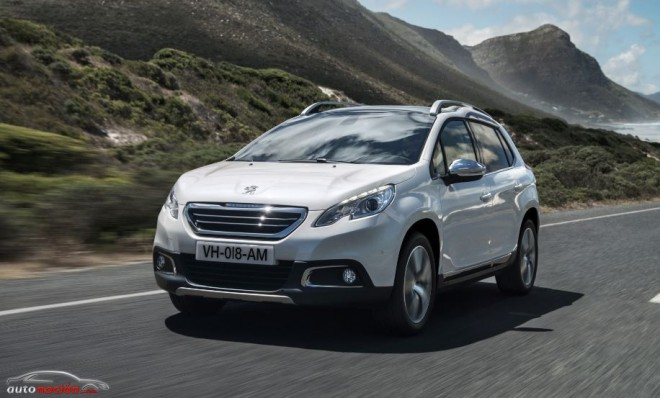 Peugeot cierra el semestre con una cuota de mercado de turismos del 8.7 %
