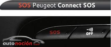 Peugeot y su sistema de asistencia eCall