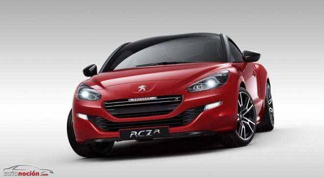 Nuevo RCZ R: El Peugeot más potente de serie jamás construido