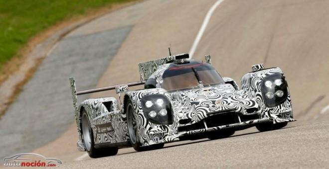 Mark Webber participará en Le Mans con Porsche
