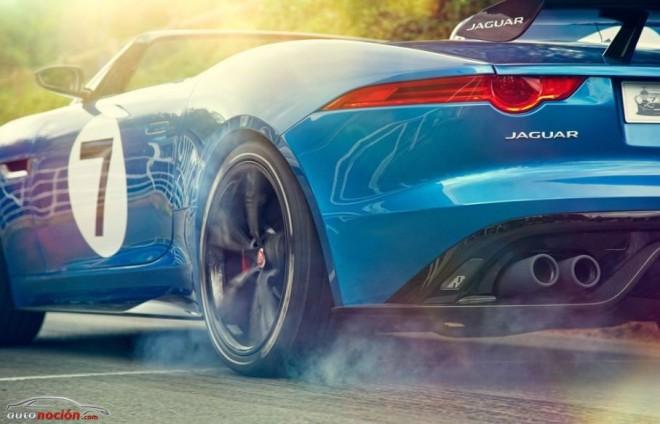 Faltan pocas horas para que el Concept Project 7 de Jaguar vea la luz en Goodwood