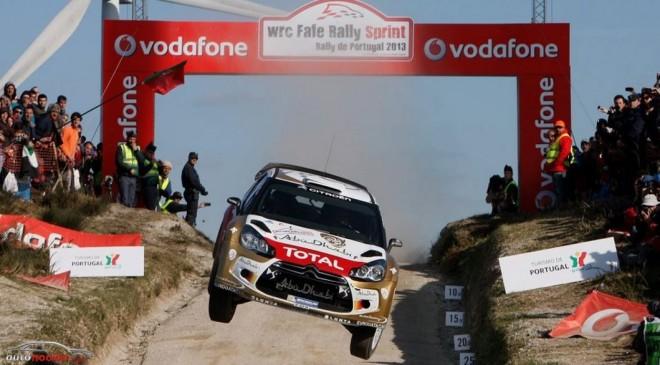 El Rally de Portugal se queda en el Agarve