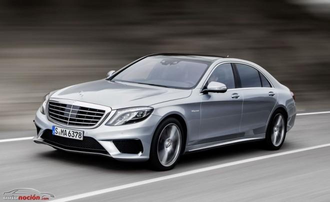 Más detalles del nuevo Mercedes-Benz S 63 AMG
