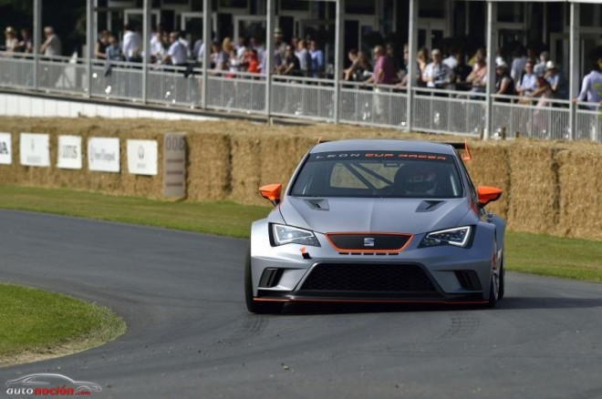 SEAT Leon Cup Racer Goodwood01