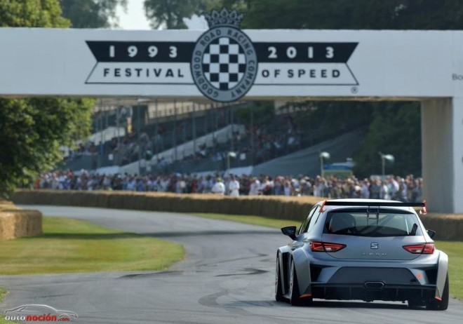 SEAT Leon Cup Racer Goodwood02