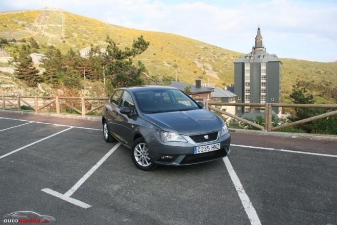 Prueba Seat Ibiza Reference TECH TDI 1.6 90 cv: Todo un famoso