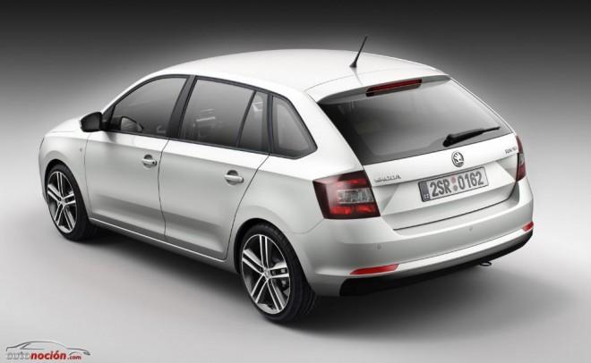 Nuevo Rapid Spaceback: El nuevo Hatchback de Škoda