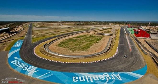 MotoGP, a punto para el primer test en Argentina