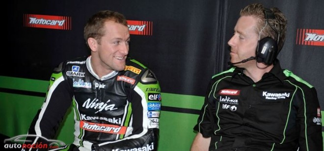 Tom Sykes renueva con Kawasaki Racing Team