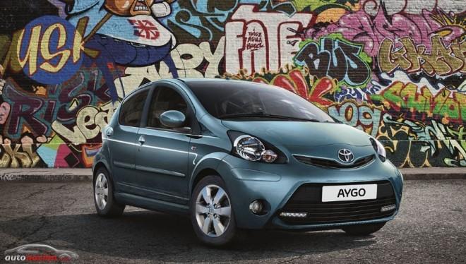 Toyota lanza la versión especial del AYGO: Cool Soda