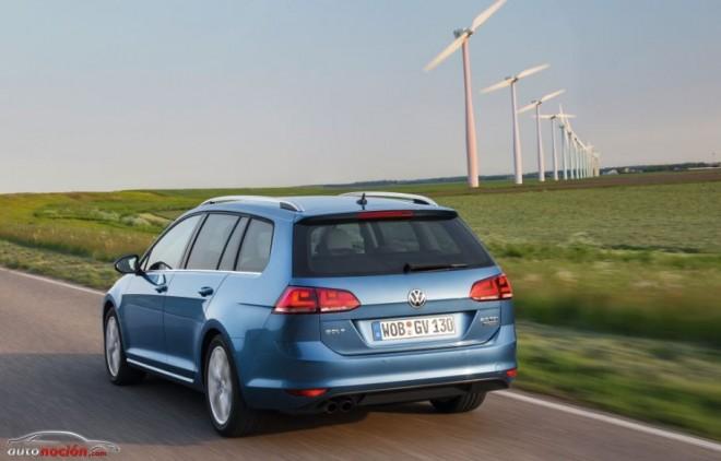 Volkswagen vende un 4,4% más en el primer semestre de 2013