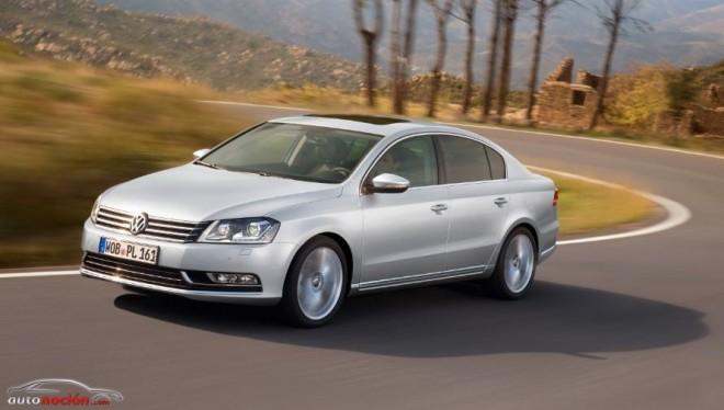 El grupo Volkswagen entrega más de 6 millones de vehículos