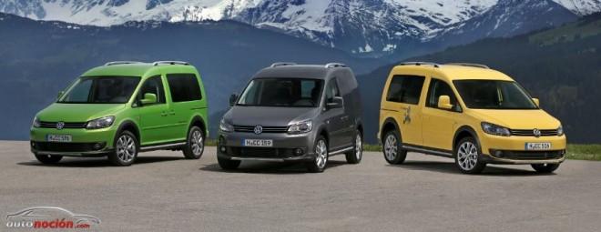 Volkswagen Comerciales se mantiene en 2013