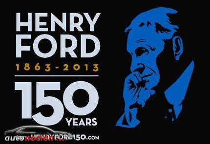 Henry Ford: El Hombre de Negocios del Siglo nació hace 150 años