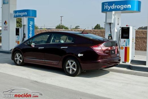 Honda y GM firman un acuerdo marco para el desarrollo del hidrógeno como combustible