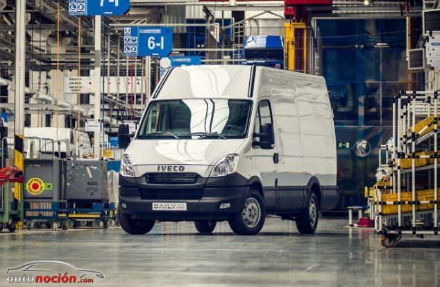 Iveco consolida su liderazgo en el mercado español