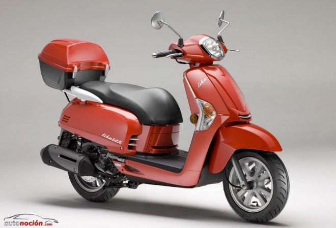 Kymco amplía el seguro gratuito de sus modelos de 125 y 300 cc a partir de 21 años