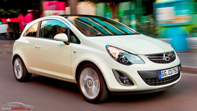 Opel sigue creciendo en junio
