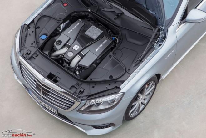 Aston Martin montará los V8 de Mercedes-Benz AMG