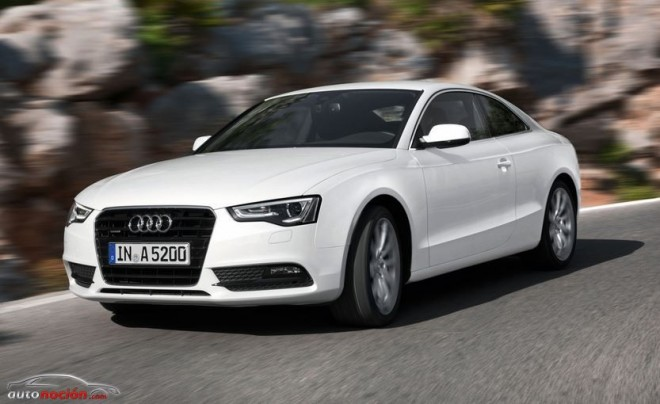 Audi A5 Coupé y A5 Sportback reciben la «Advanced Edition»: Desde 37.280 euros